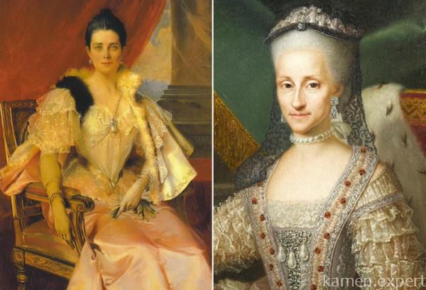 Европейские портреты