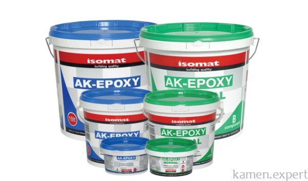 Isomat Ak-epoxy Normal