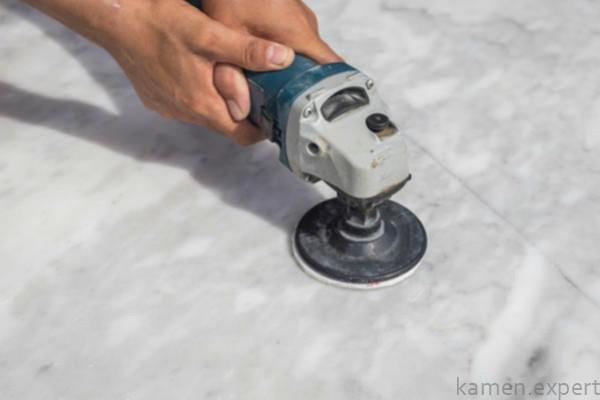 Обработка мрамора своими руками