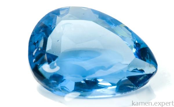 Прозрачный камень