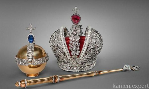 Символы царской власти