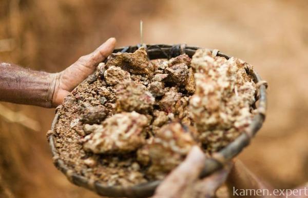 Добыча драгоценных камней