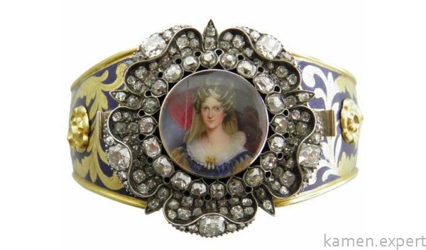 Королевский браслет