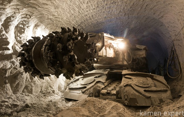 Подземная добыча