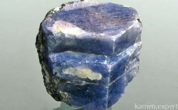 Синий минерал