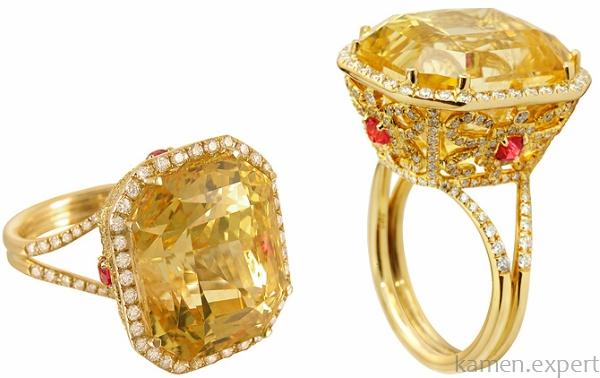 Драгоценный перстень