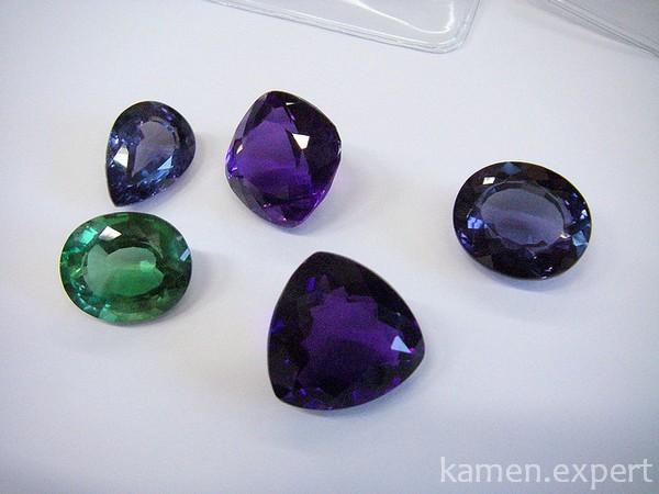 5 камней