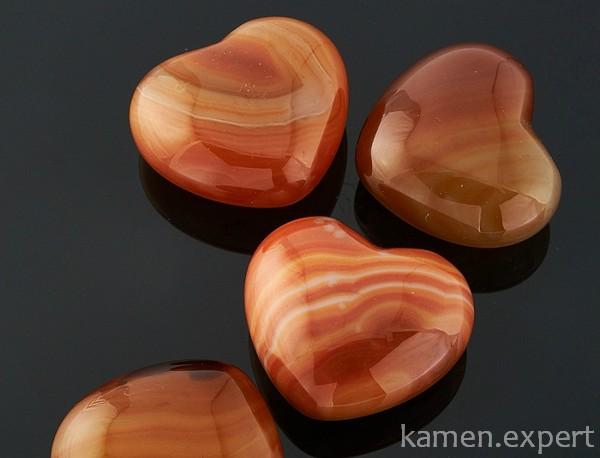 4 сердца