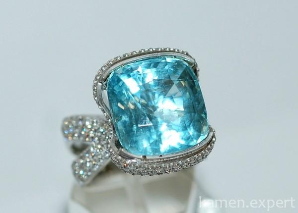 Голубой берилл