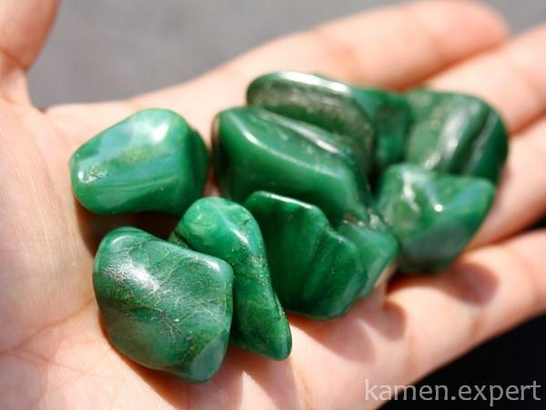Камни на ладони