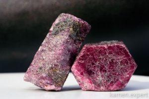 рубин минерал