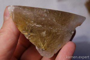 волосатик минерал