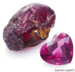 кристалл родолит